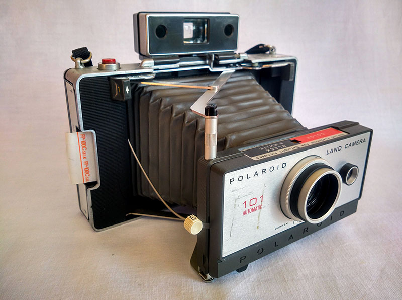 Polaroid Land Camera 101